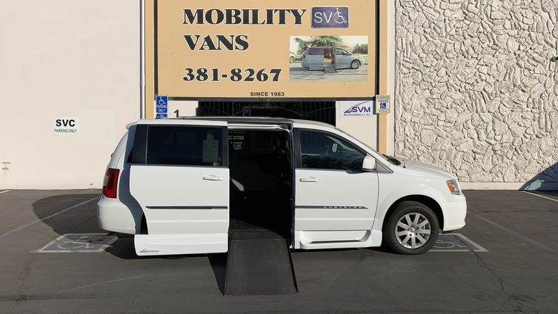 Used 2014 Chrysler Town and Country.  ConversionVMI Chrysler Northstar