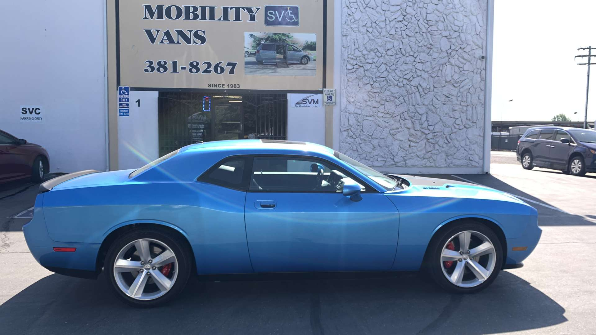 2010 Dodge Challenger | Conversion: