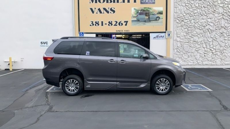 2020 Toyota Sienna VMI Toyota Summit Access360 wheelchair van for sale