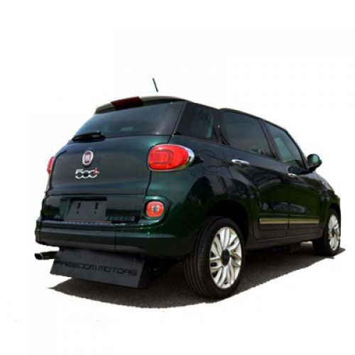 Fiat 500 Wheelchair Accessible